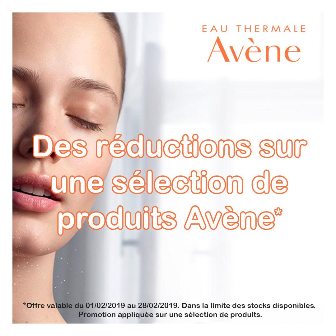 Promo Avène Février