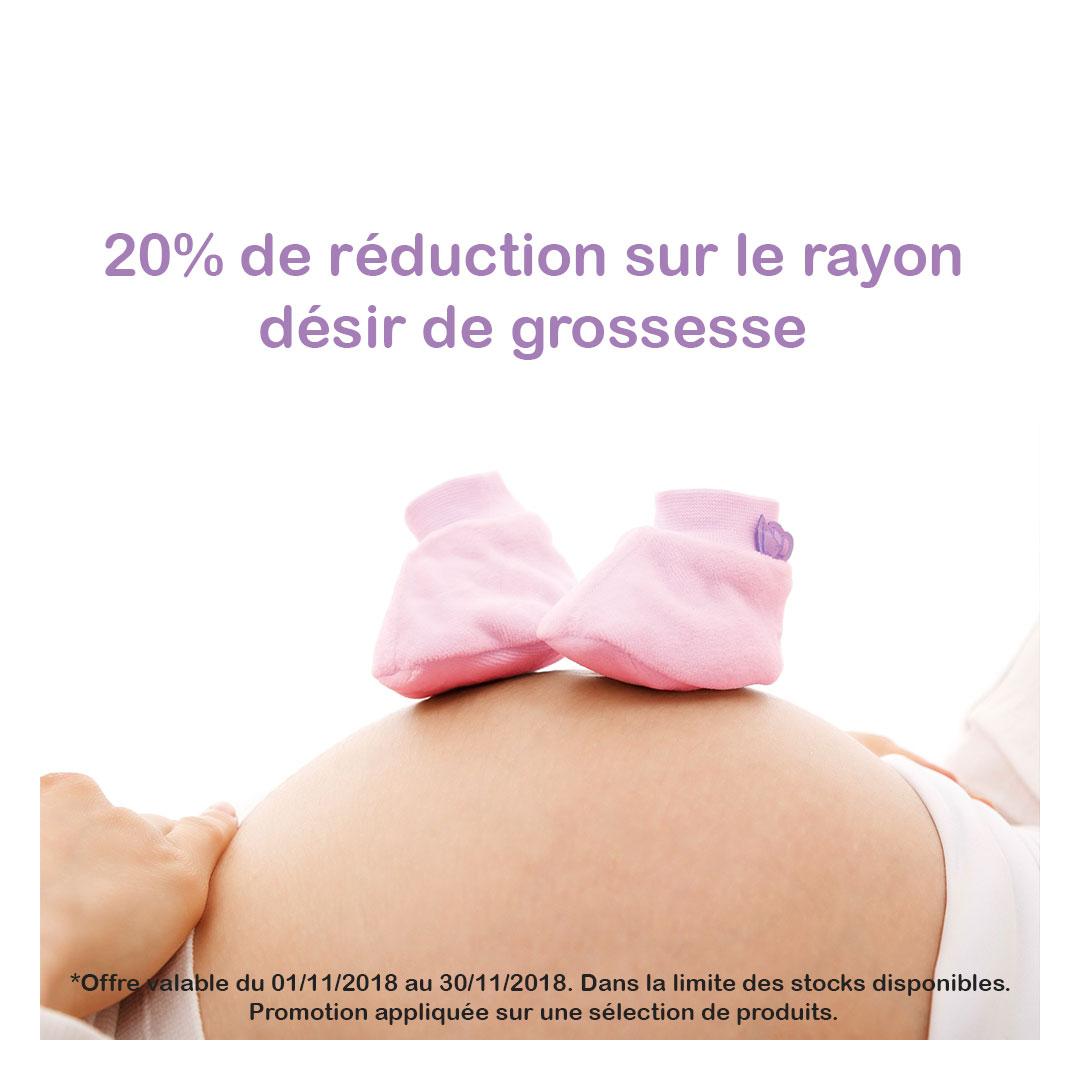 Désir de grossesse promo