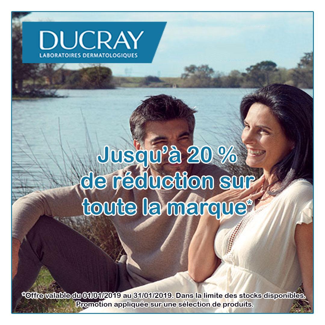 Promo Ducray Janvier