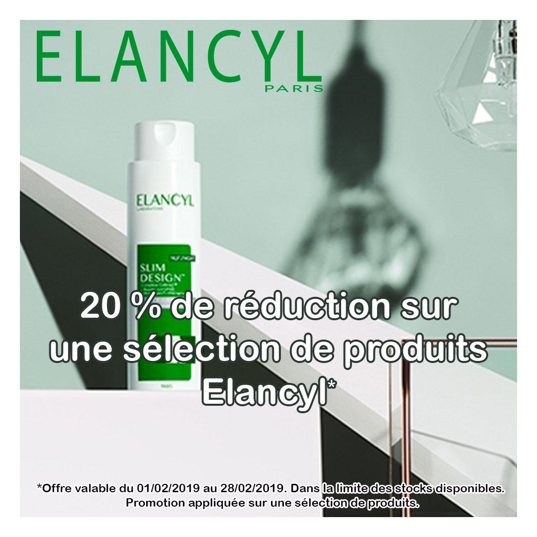 Promo Elancyl Février
