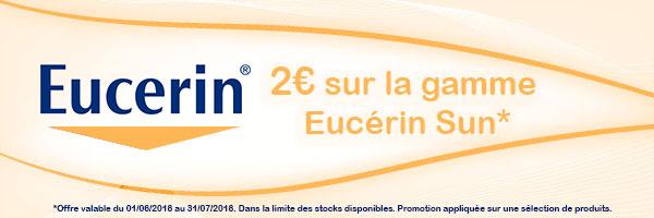 Promo Eucérin