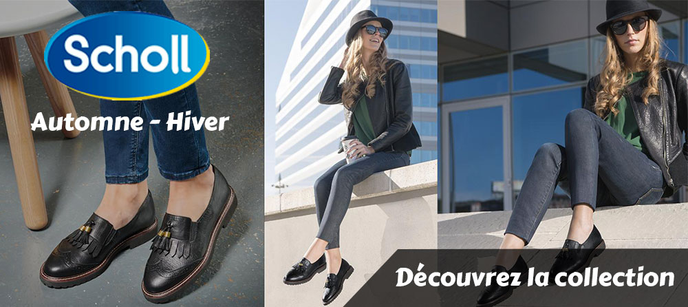 Collection Automne-Hiver Scholl