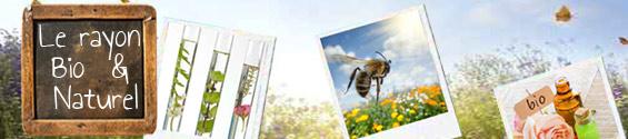 rayon bio et naturel parapharmacie en ligne Universpara. Nuxe Bio, Weleda, Solgar, Super Diet, Natorigin,...