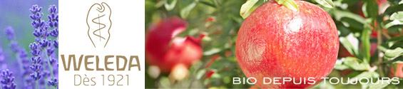 Weleda, cosmétiques et diététique au naturel