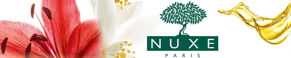 Nuxe produits de beauté et huile prodigieuse