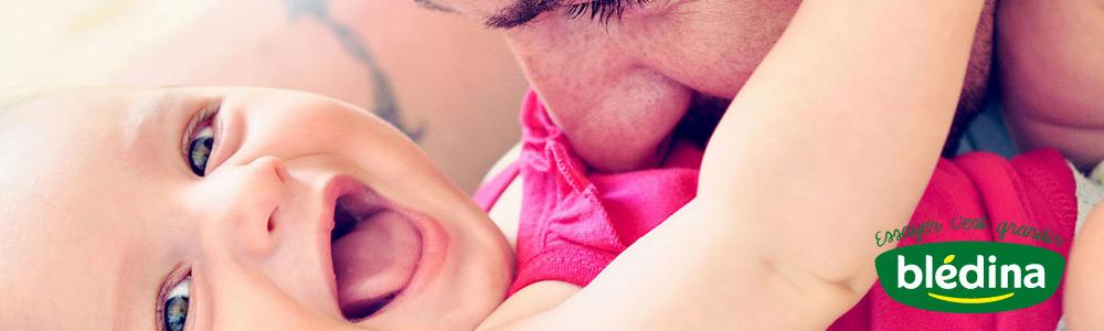 blédina: lait et céréales pour alimentation de bébé