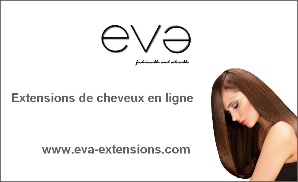 eva- extensions cheveux