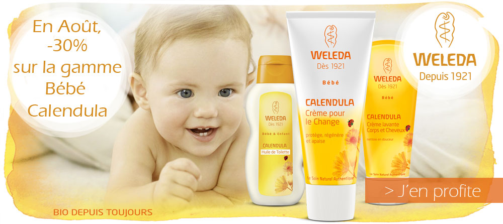 promotion weleda bb
