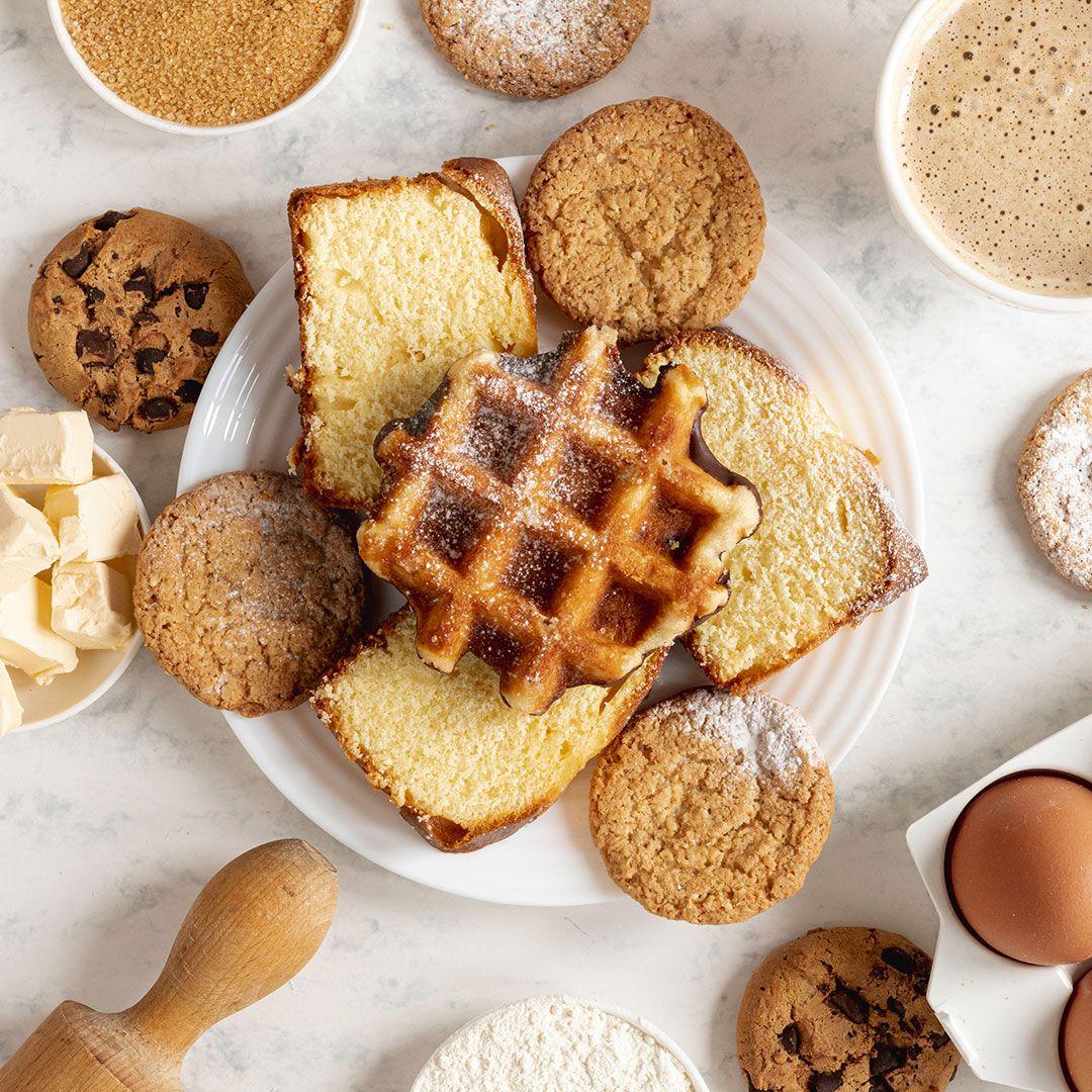 Les barres, gâteaux et snacking