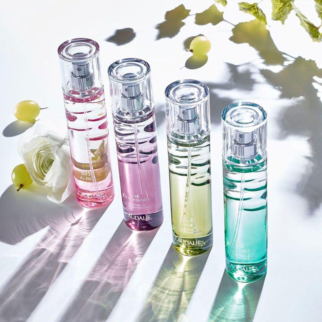 Eaux fraiches et parfums