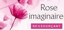 Rose - Rose imaginaire - Roger et Gallet