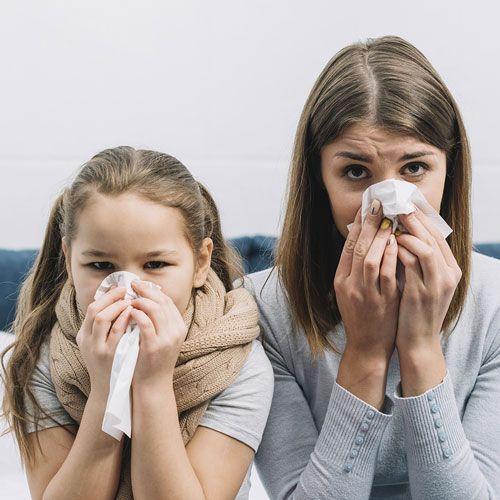 Fatigue, rhume et défenses naturelles