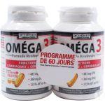 Les 3 Chênes Oméga 3 60 caspules +60 capsules Offertes
