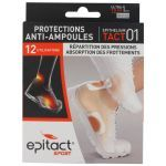 Epitact Sport Protections anti-ampoules 12 utilisations