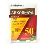 Arko Royal Dynergie 20 ampoules X 10ml X2