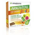 Arkovital Pur'Energy Junior Carré Chocolat x15