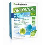 Arkopharma Arkovital Double Magnésium Marin Bio 30 comprimés