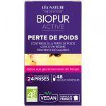 Biopur Active Perte de Poids Gélules Végétales X48