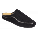 Scholl chaussons mules homme Brandy   noir