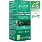 Biopur Détox 5 Emonctoirs Bio 200ml