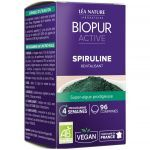 Biopur Spiruline Bio Comprimés X96