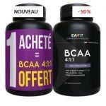 Eafit Pure BCAA 120 gélules+120 gélules offertes