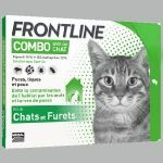 Frontline Combo Spot On Chat 6 pipettes