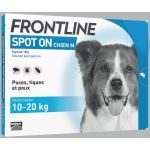 Frontline Spot On Chien M 10-20 kg 6 pipettes