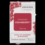 Laboratoire des Granions Cranberry 40 gélules