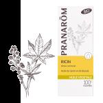 Pranarôm Huile végétale Bio Ricin 50ml