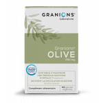 Laboratoire des Granions Olive 60 gélules végétales