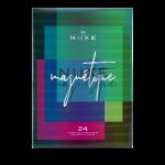 """Nuxe Calendrier de l'Avent """"Magnétique"""" 24  Miniatures"""