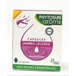 Phytosun Arôms Aromadoses Jambes Légères 30 capsules