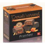 Protifast Barres Hyperprotéinées Crousti'Caramel 7 barres