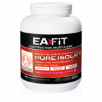 Eafit Pure Isolate Fruits Rouges 750gr