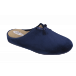 Scholl chaussons mules Rachele  bleu marine