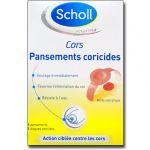 Scholl Pansements Coricides X8