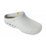 Scholl Clog Evo gamme professionnelle -blanc