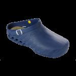Scholl Clog Evo gamme professionnelle -bleu