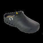 Scholl Clog Evo gamme professionnelle -noir
