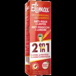 Elimax Shampooing Anti-poux et Lentes 100 ml + Peigne