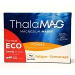 Thalamag Magnésium Marin Forme 60 gélules