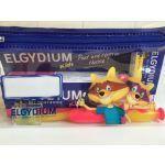 Elgydium Kids Trousse Dentifrice Brosse à Dents