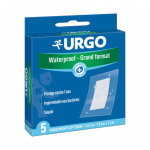 Urgo waterproof 5 pansements stériles grand format