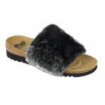 Scholl chaussons mules Willow  anthracite