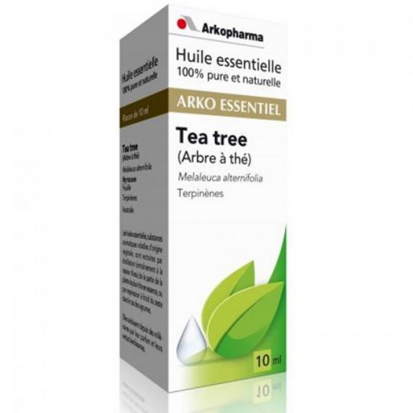 e essentielle de Tea Tree 10 ml à prix bas| Arko Essentiel