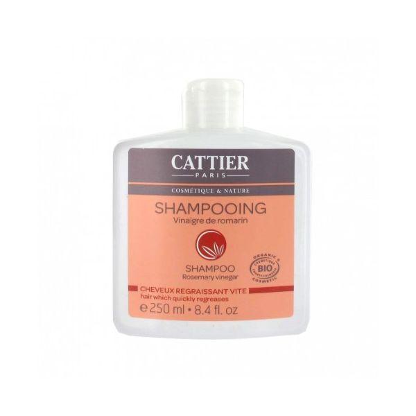 Shampooing Vinaigre de Romarin 250 ml. à prix discount| Cattier