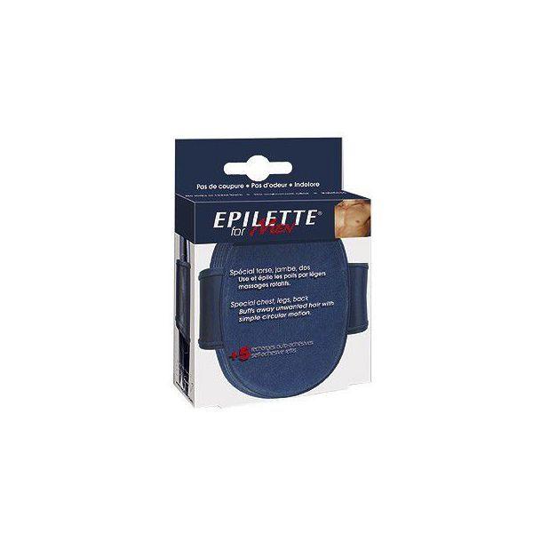 Netline Epilette Epilateur à Disques pour Homme. à prix discount| Bioes