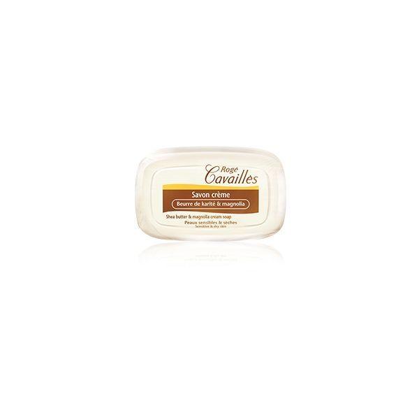 Savon Crème Karité et Magnolia 115 g moins cher| Rogé Cavaillès