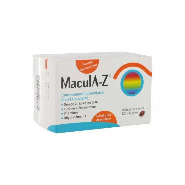 MACULA Z - BOITE DE 120 CAPSULES